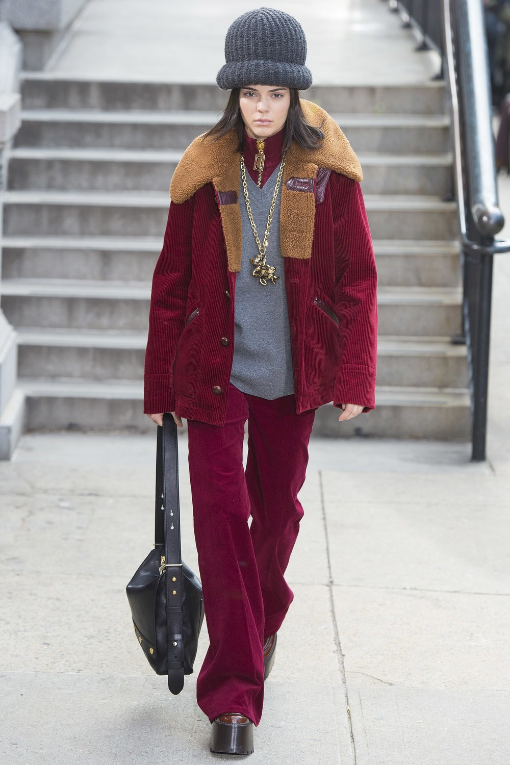 Marc Jacobs Fall 2017 Ready-to-Wear