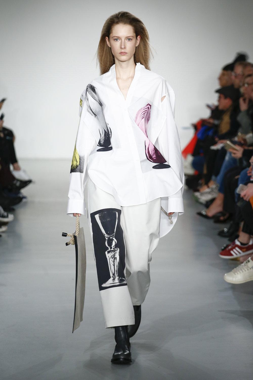 PORTS 1961 Womenswear Fall Winter 2017