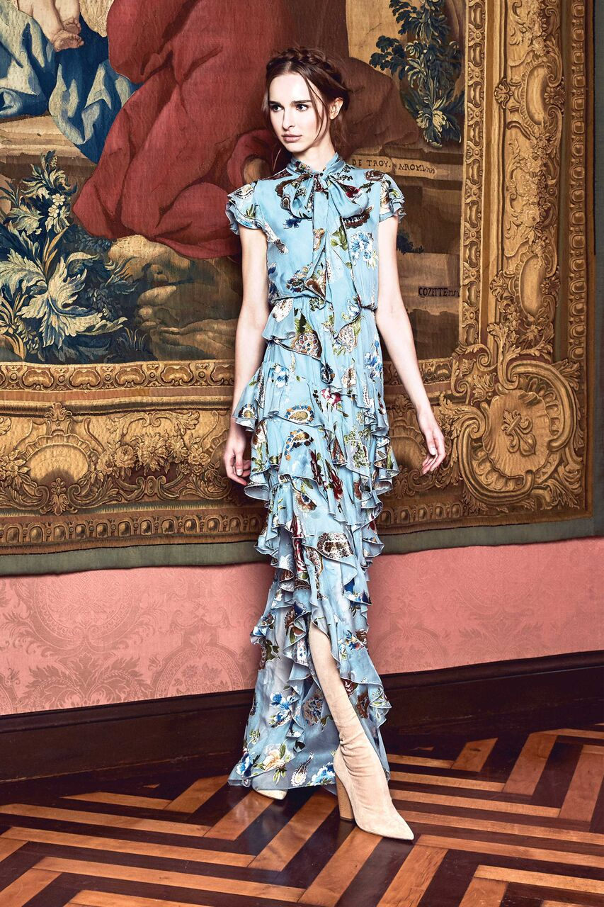 Alice + Olivia Fall 2017 Ready-To-Wear
