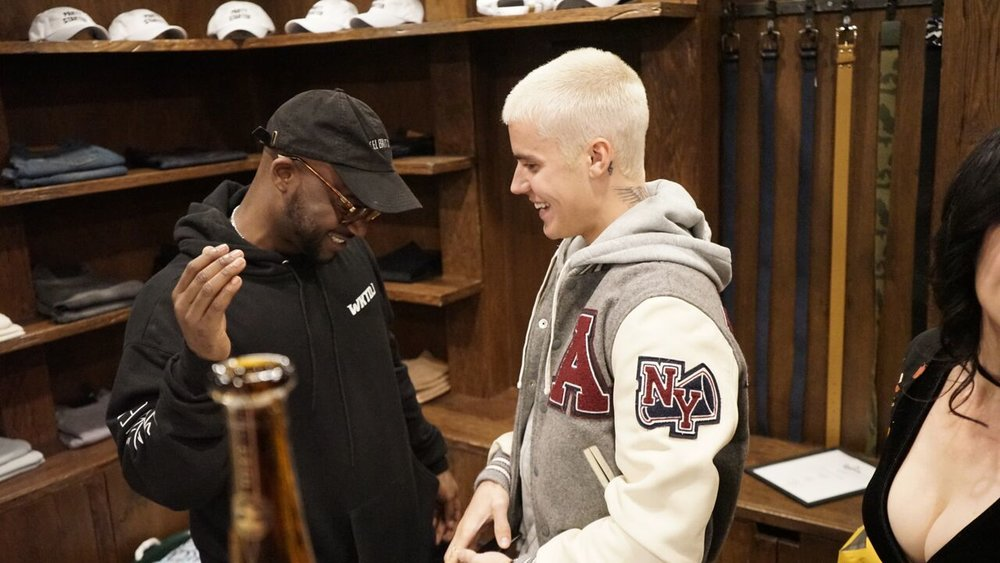 DJ Tay James & Justin Bieber