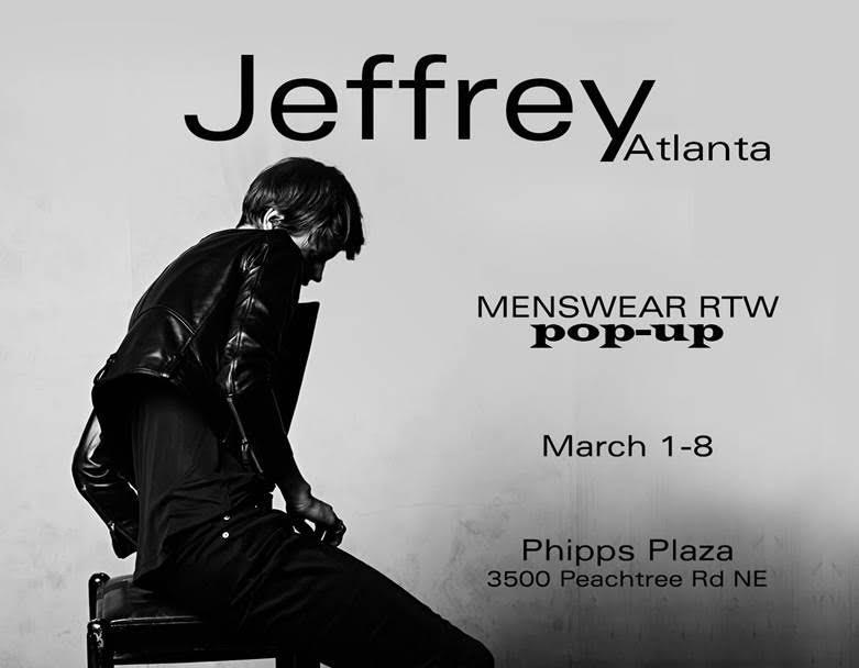 jeffrey menswear