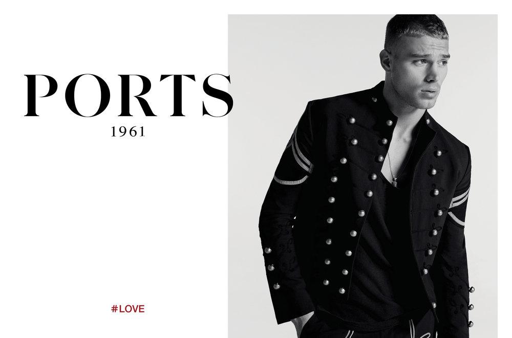 ports 1961 2017 ad campaign