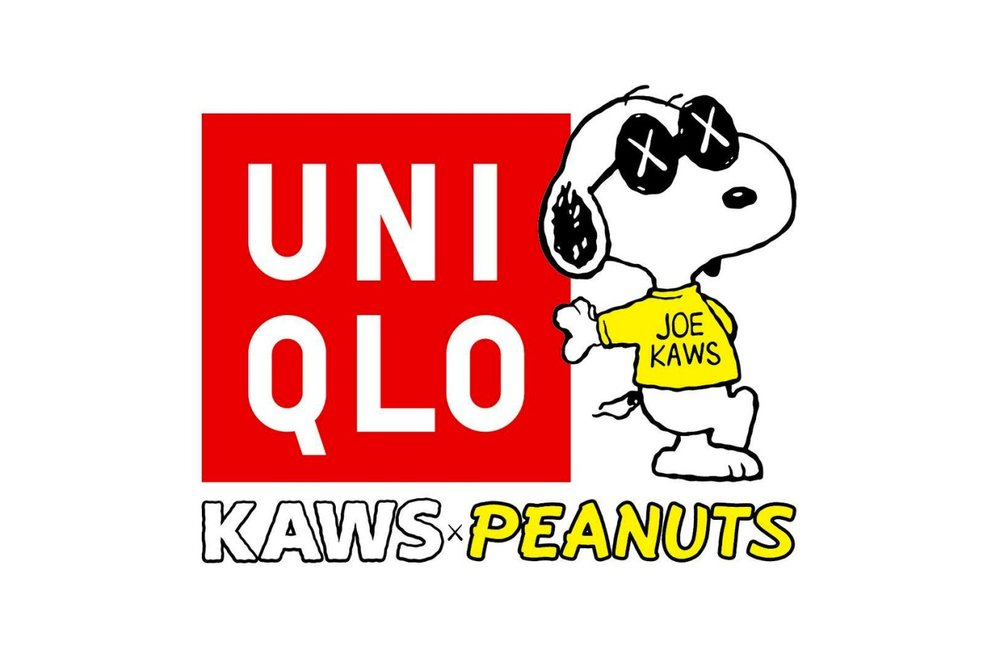 KAWS Teams Up with Uniqlo for a Peanuts Collection