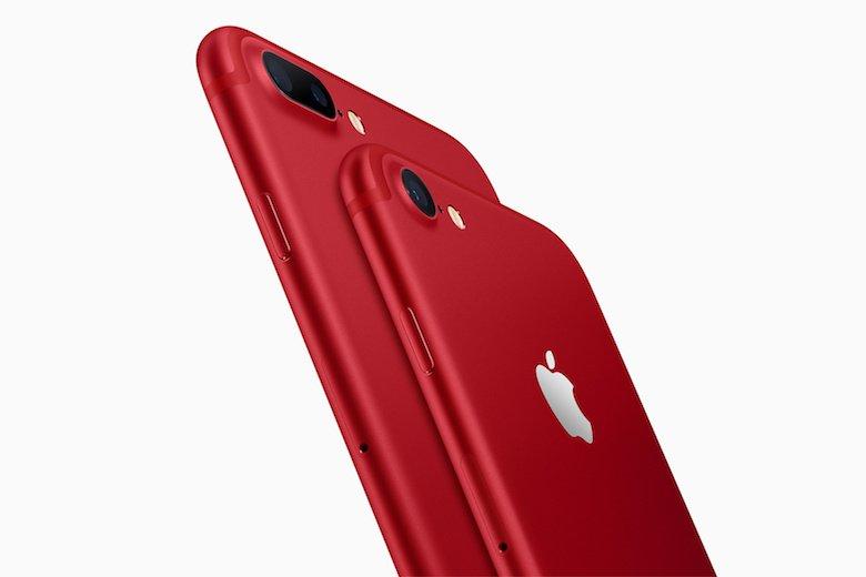 iphone product red fashionado
