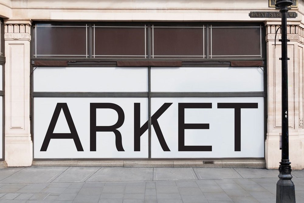 H&M Will Soon Launch a New Retail Brand Arket fashionado