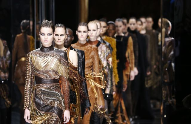 A New CEO of Balmain Has Been Appointed