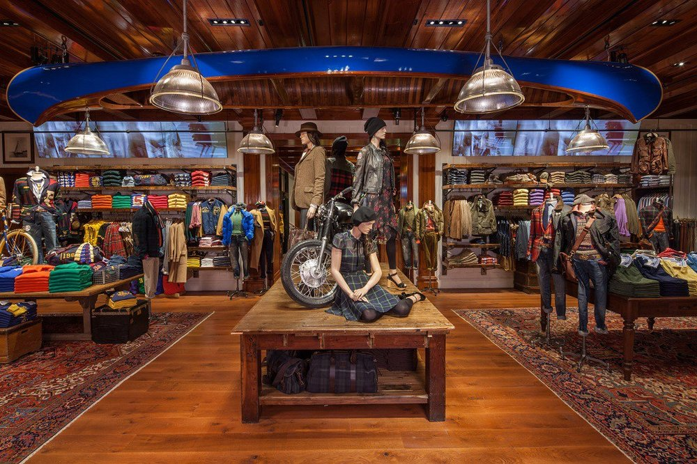 Ralph Lauren Shuts Down Its Flagship Fifth Avenue Store