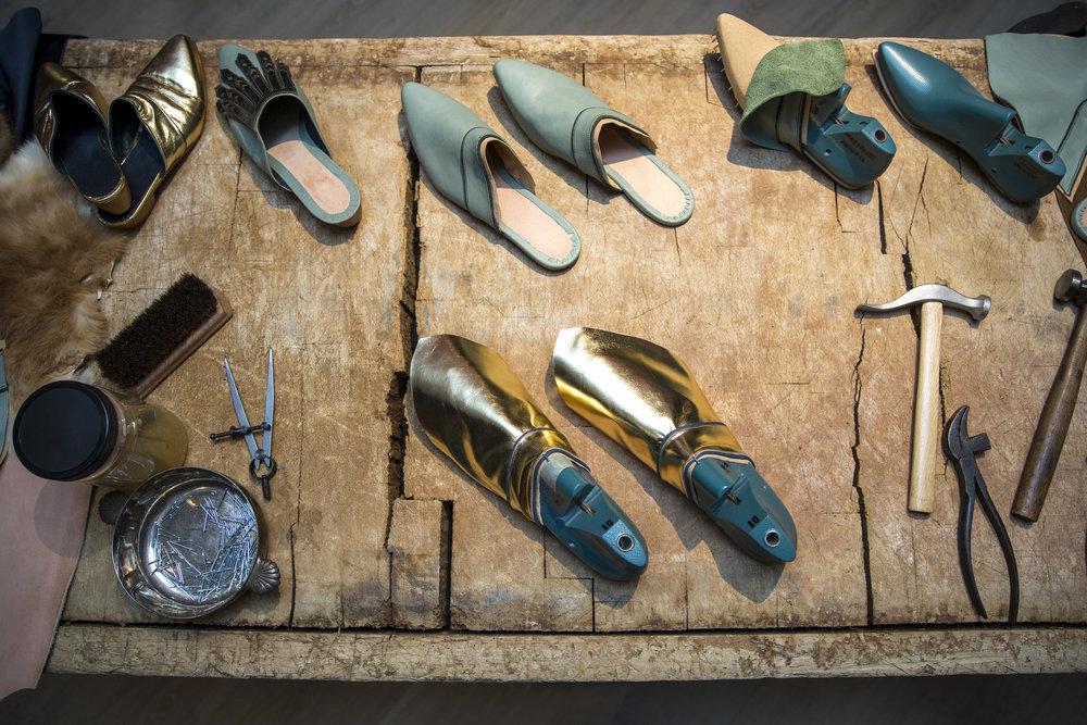 scad fash shoes pleasure and pain fashionado