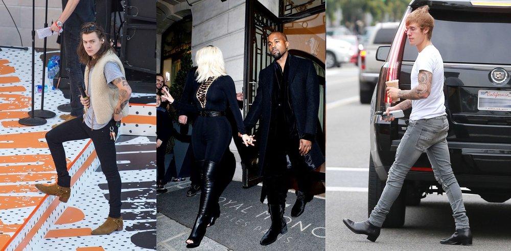 The New Trend: Men Wearing Heels