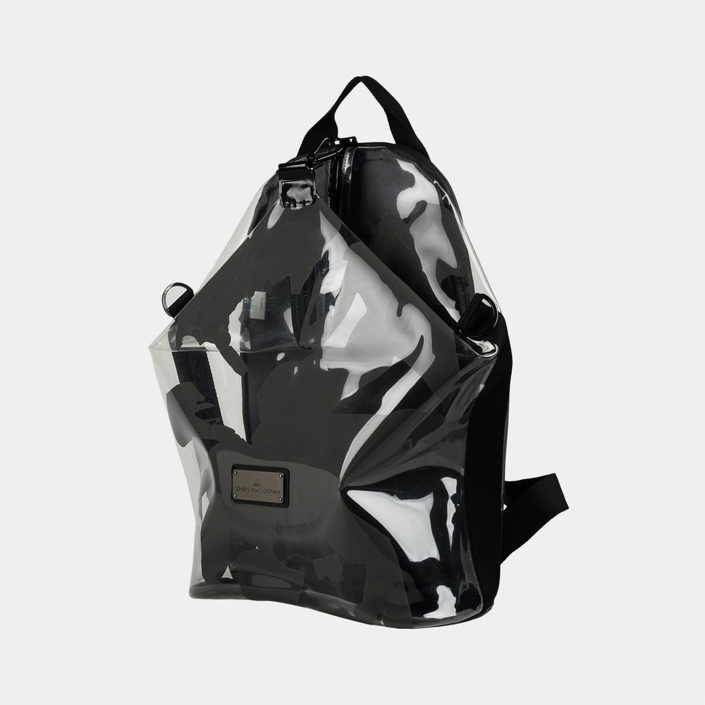 The Transparent Tote is in For the Summer