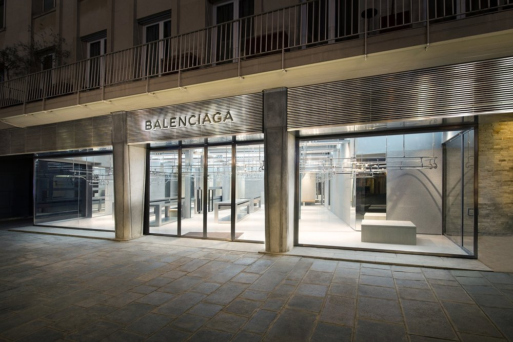 Balenciaga Opens a New Store on 57 Avenue Montaigne