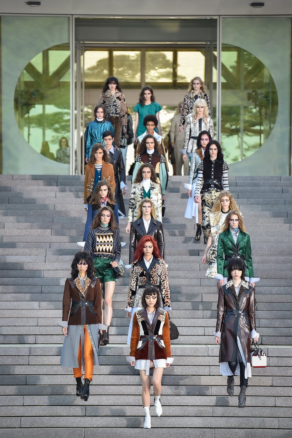 Louis Vuitton Resort 2018