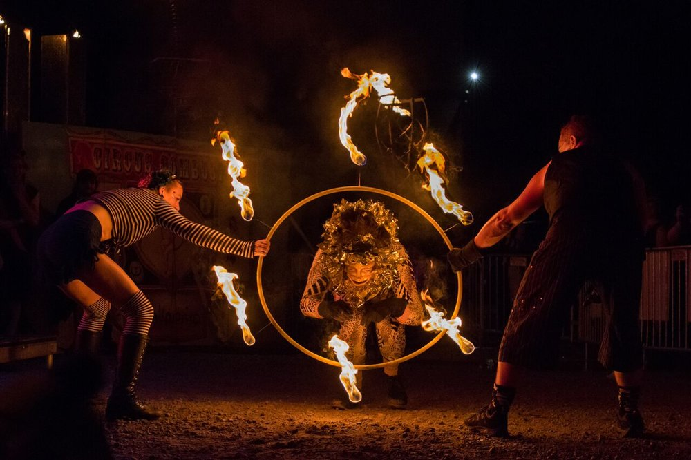 Fire in the Fourth Festival