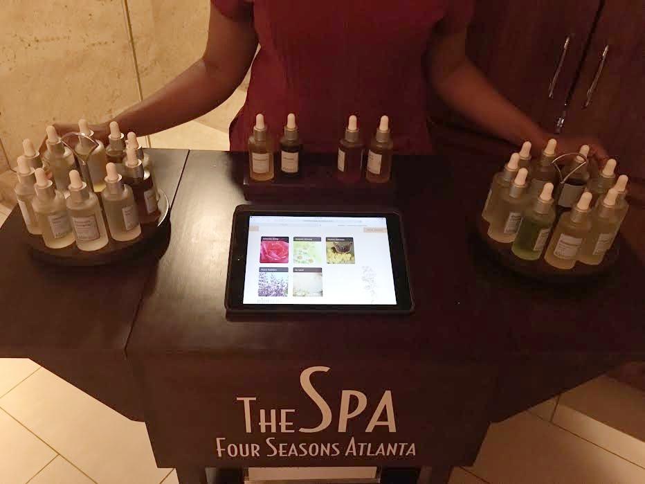 Spa Day at the Four Seasons Atlanta