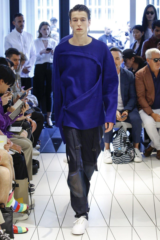 Chalayan Spring 2018 Menswear