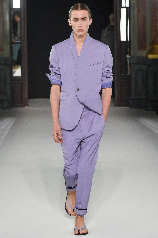 Haider Ackermann Spring 2018 Menswear