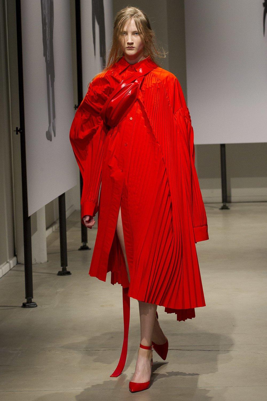 Juun. J Spring 2018 Menswear