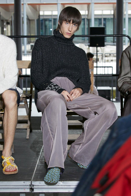 Acne Studios Spring 2018 Menswear