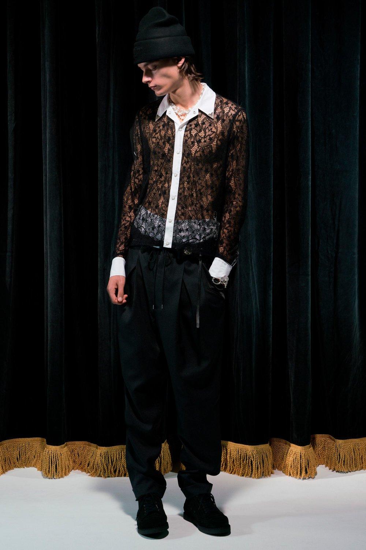 Takahiromiyashita The Soloist spring 2018 menswear