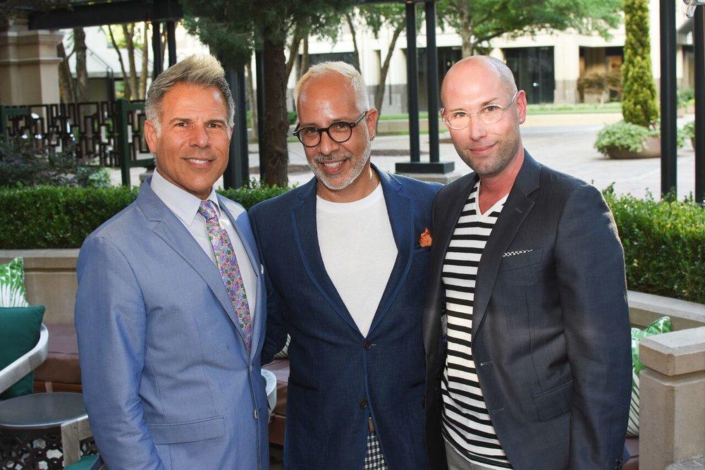 Felix Buitrago, E. Vincent Martinez & Alex Page