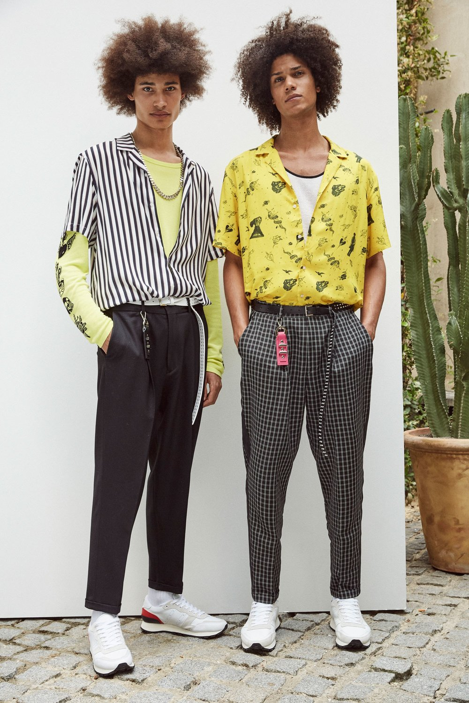 The Kooples Spring 2018 Menswear