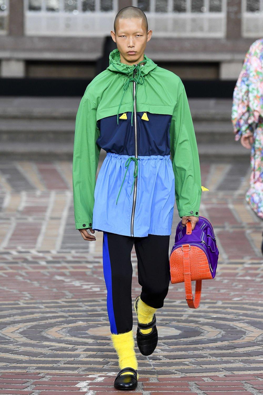 Kenzo Spring 2018 Menswear