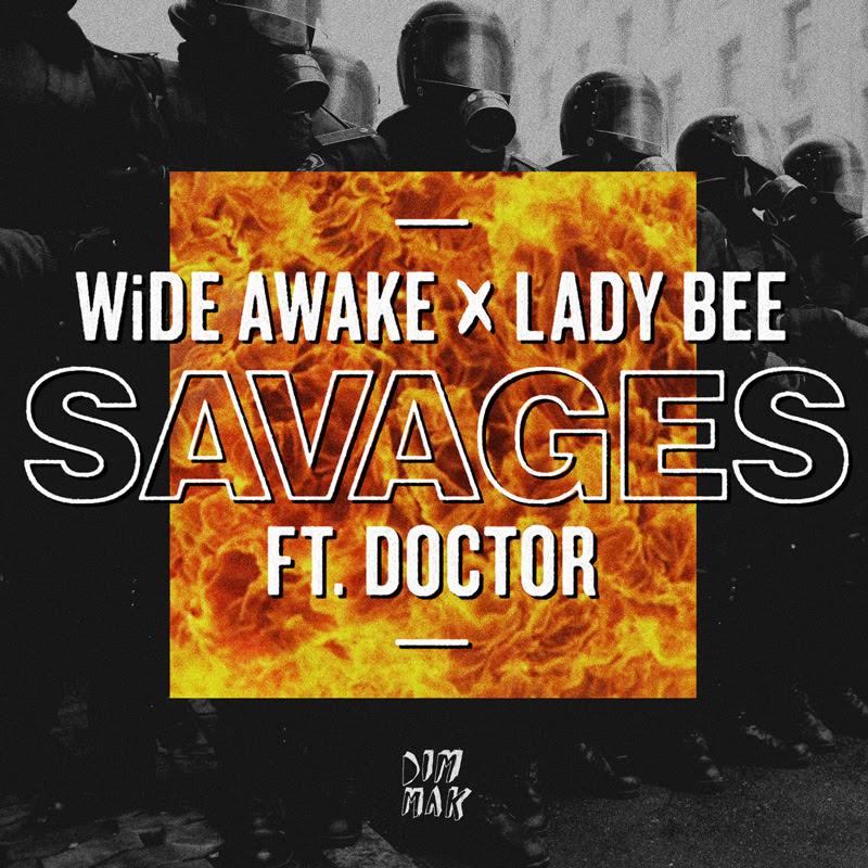 wide awake lady bee