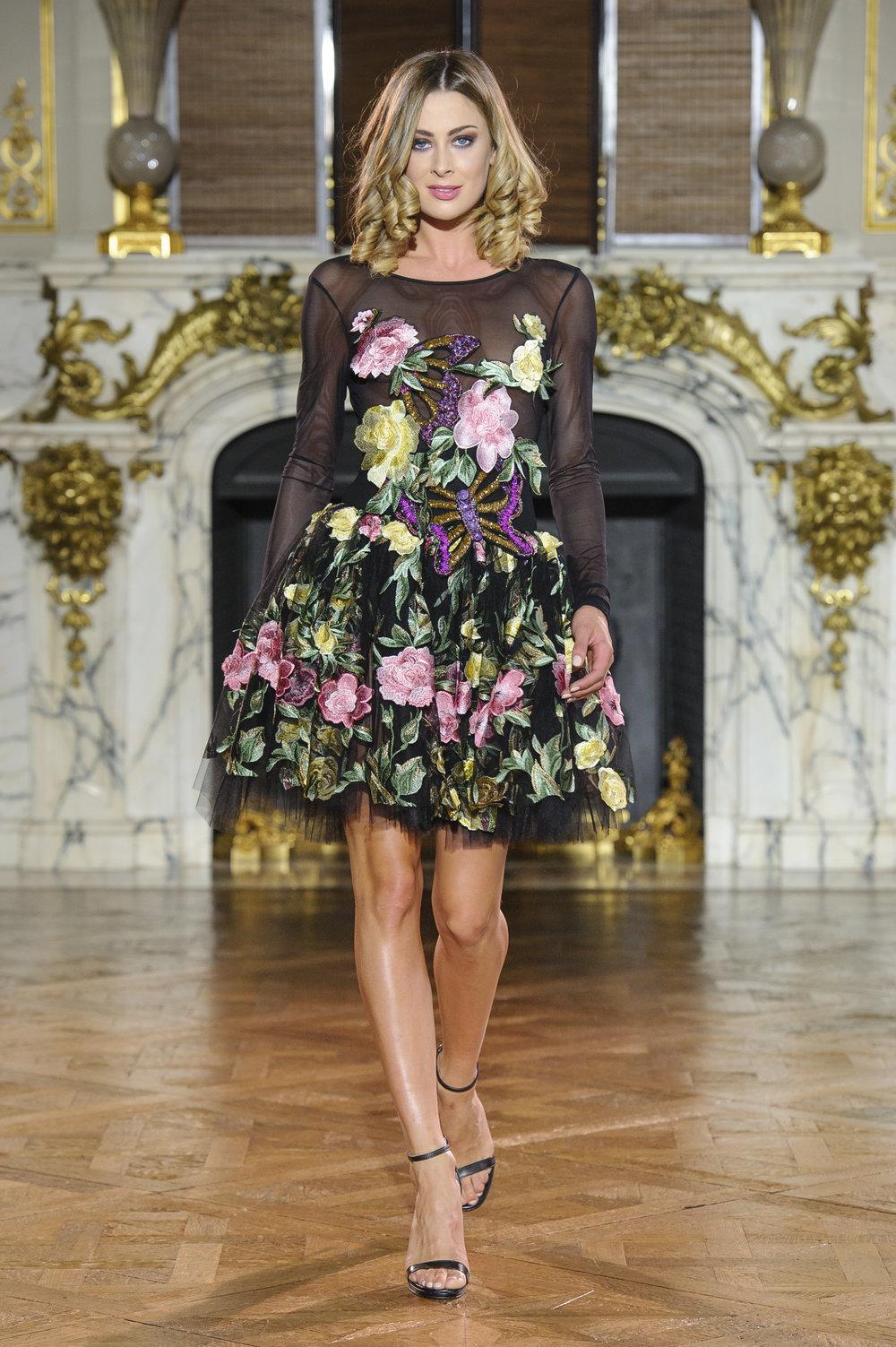 EWA MINGE Couture Fall-Winter 2017-2018