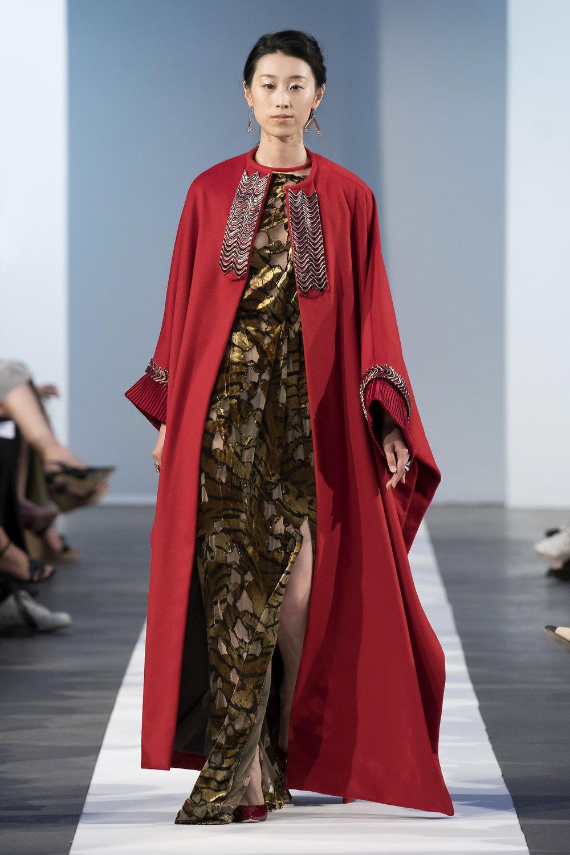 LASKARIS F/W 2017 Couture