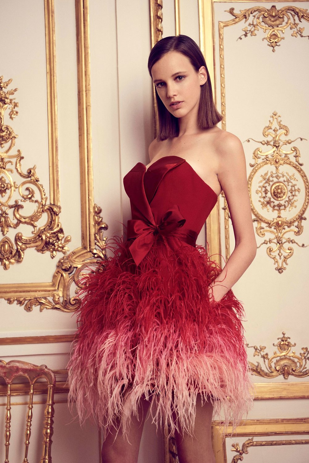 Alexis Mabille Fall 2017 Couture