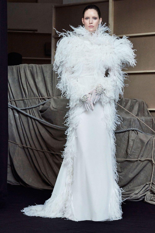 Francesco Scognamiglio Fall 2017 Couture