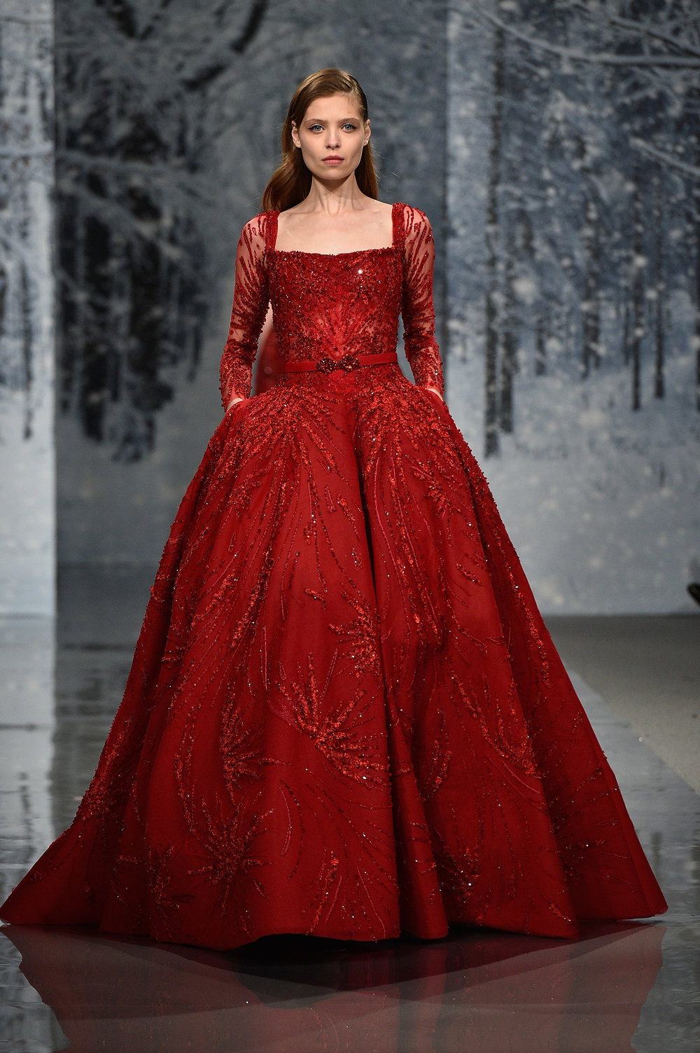 ZIAD NAKAD Fall 2017-2018 Couture