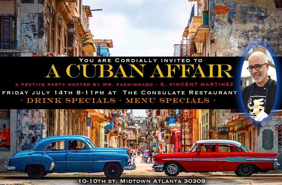 cuban affair fashionado