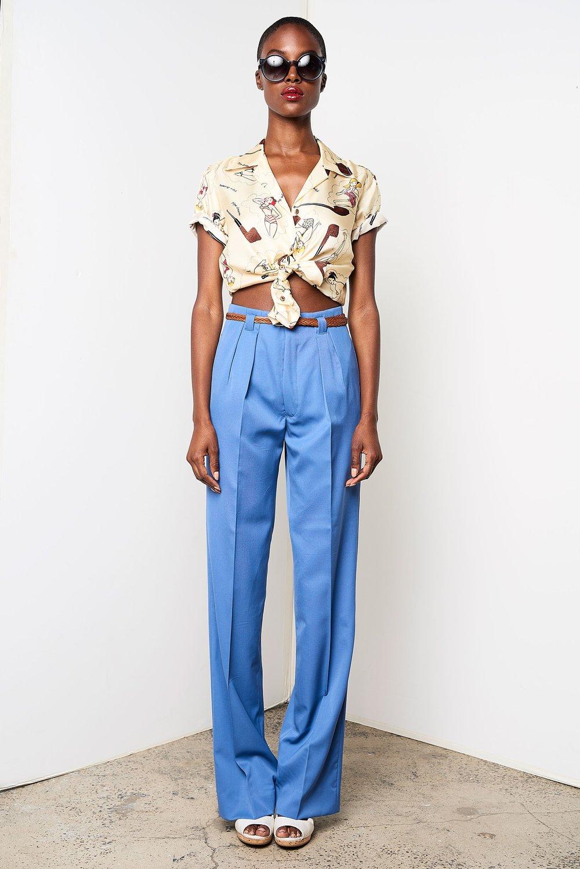 David Hart Spring 2018 Menswear