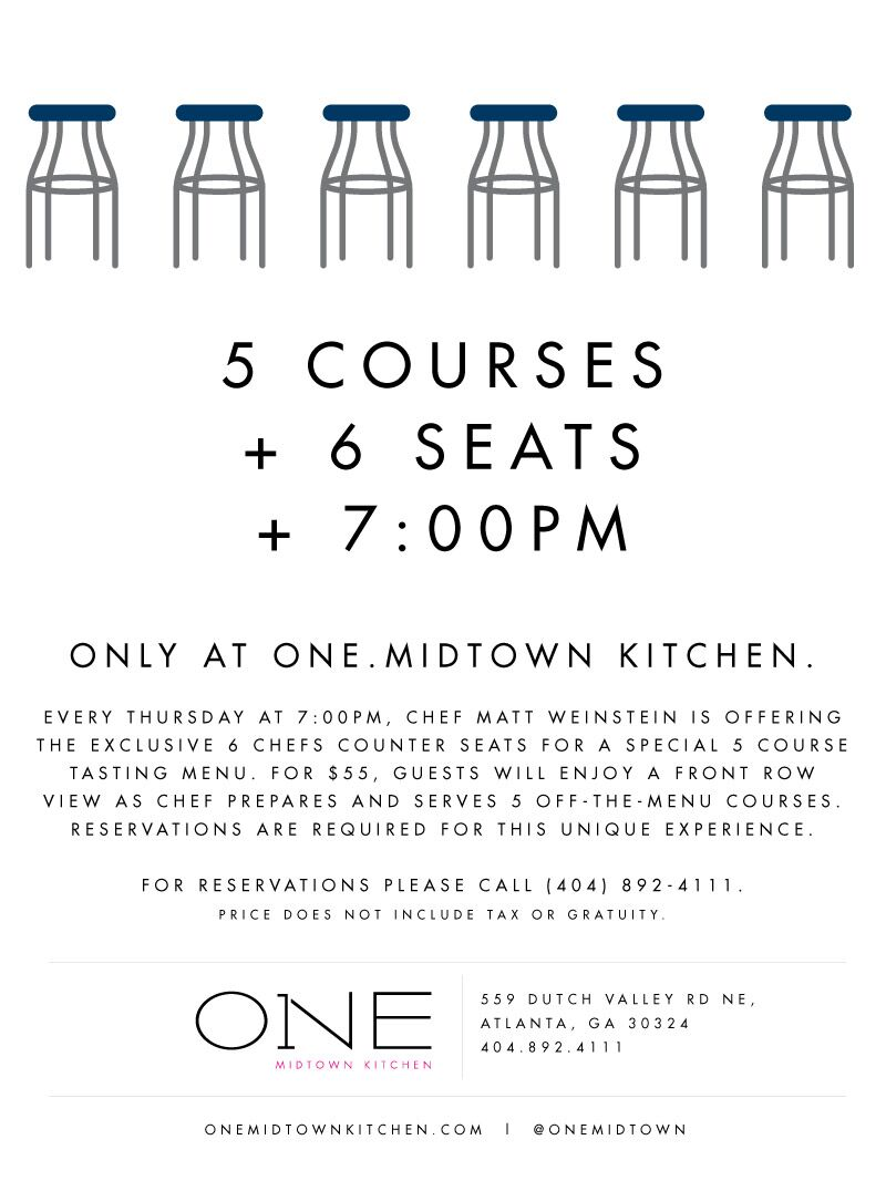 one midtown kitchen atlanta fashionado