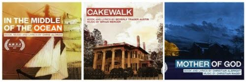 cakewalk In the Middle of the Ocean mother of god atlanta