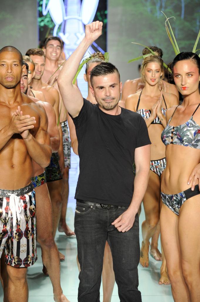 Miami Swim Week Art Hearts Fashion