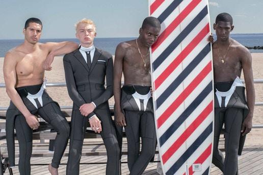thom browne wetsuit fashionado