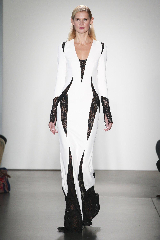 Pamela Rolland Spring 2018 Ready-To-Wear NYFW