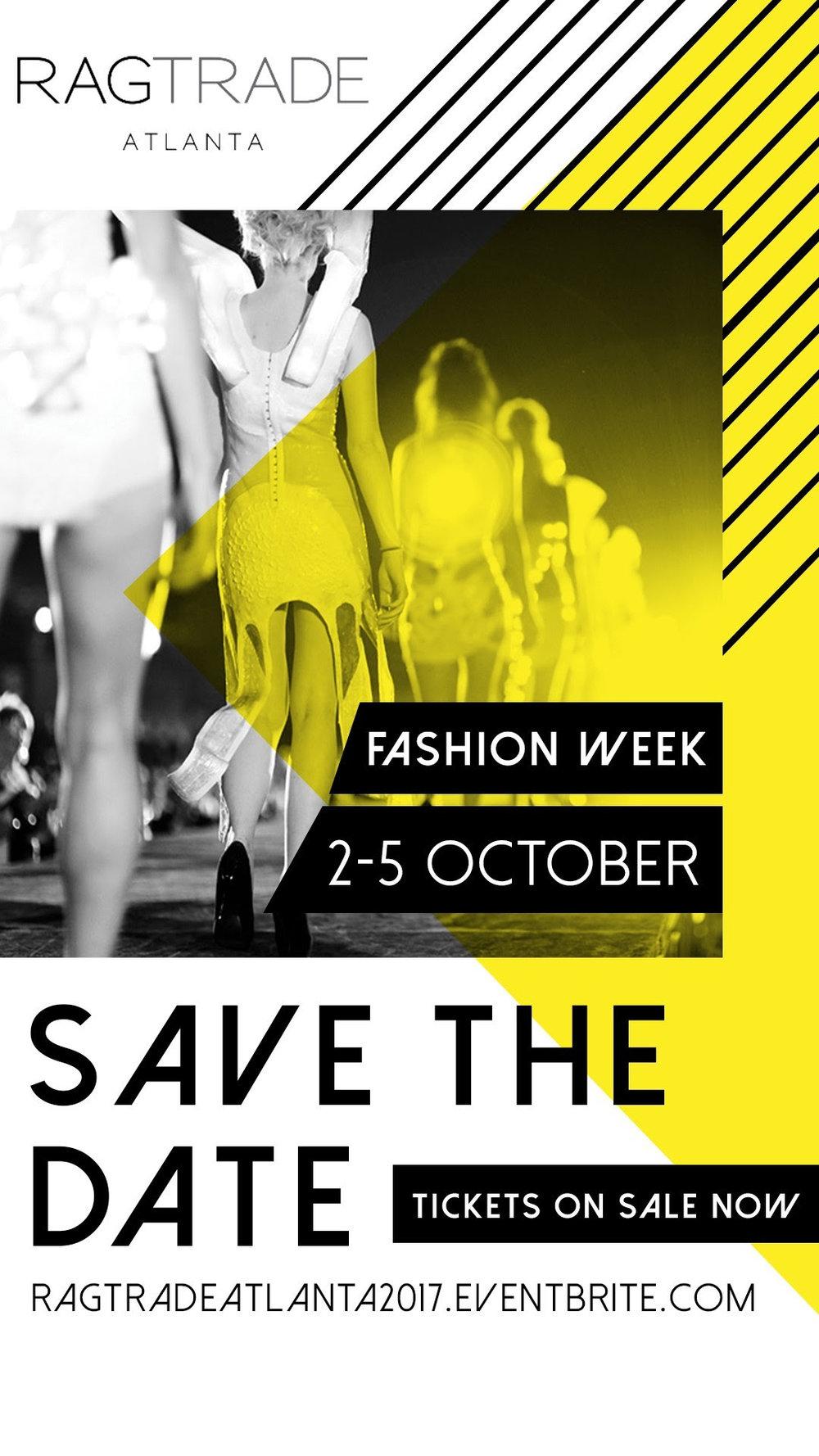 ragtrade atlanta fashion week