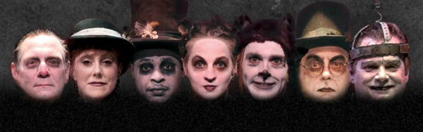 The Ghastly Dreadfuls. Photo: Center for Puppetry Arts
