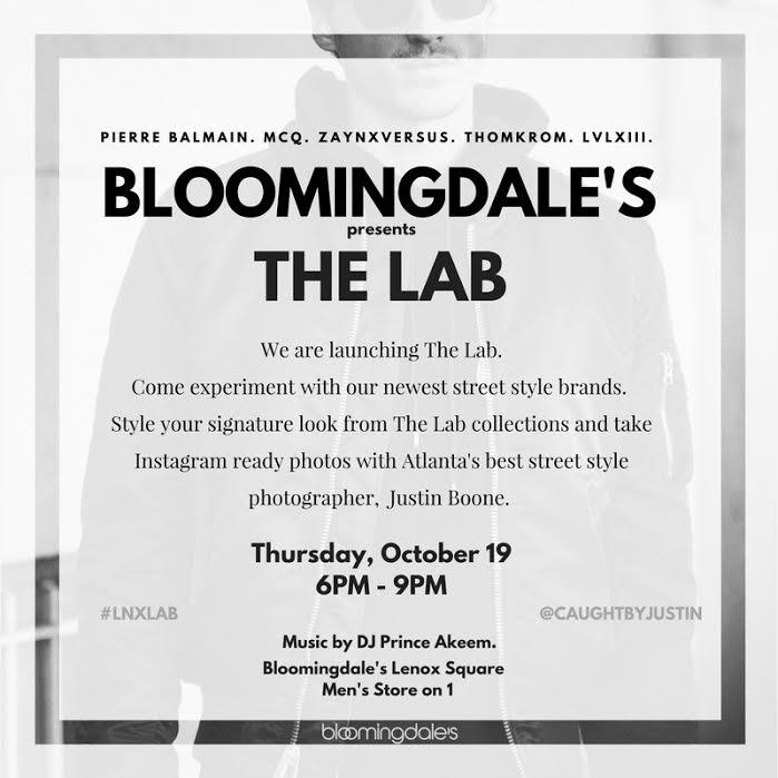 bloomingdales the lab