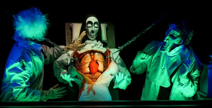 """This week's best: The Atlanta Symphony, Out of Hand's """"Dogs of Rwanda,"""" the Alliance's """"Hand to God,"""" Horizon's """"Project Dawn"""" and the national tour of """"The Color Purple."""" """"The Ghastly Dreadfuls"""" (pictured) is among several Halloween shows. Photo courtesy of the Center for Puppetry Arts."""