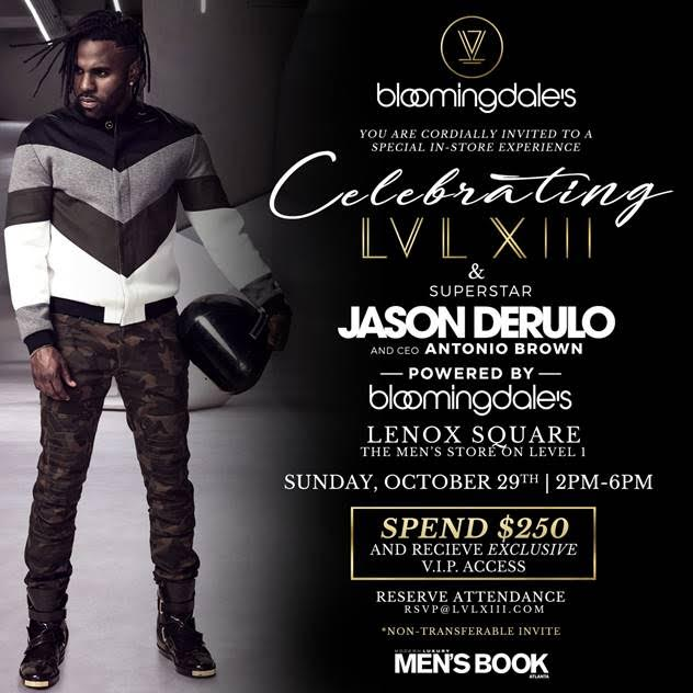 jason derulo bloomingdales