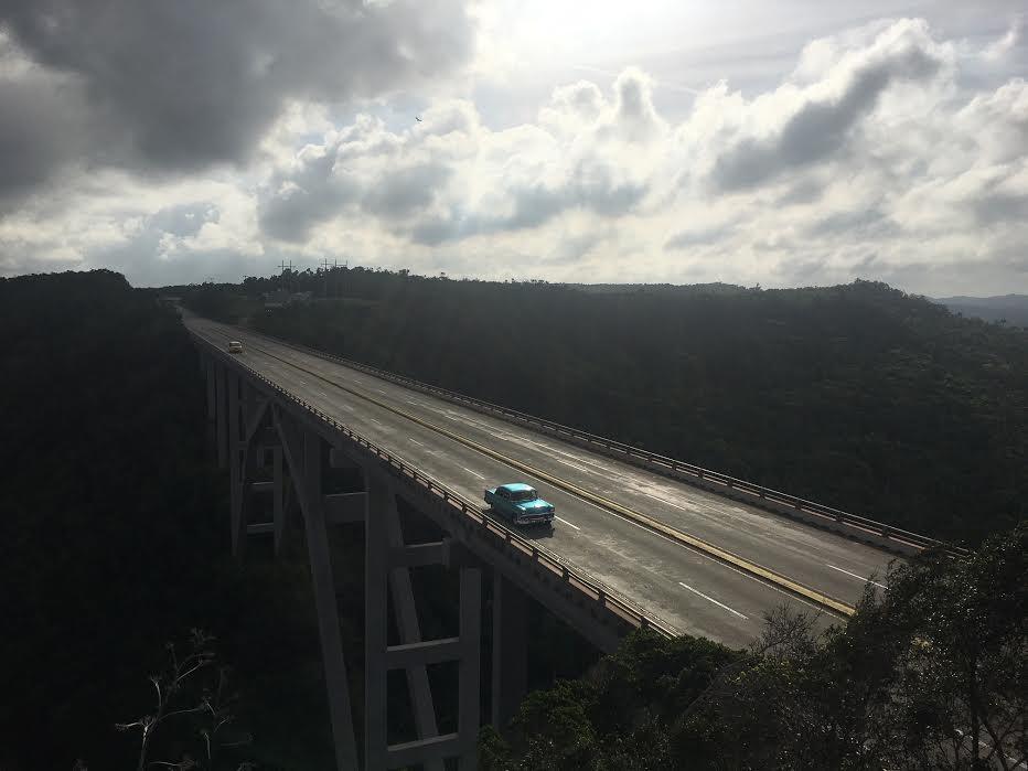 Bridge from Matanzas