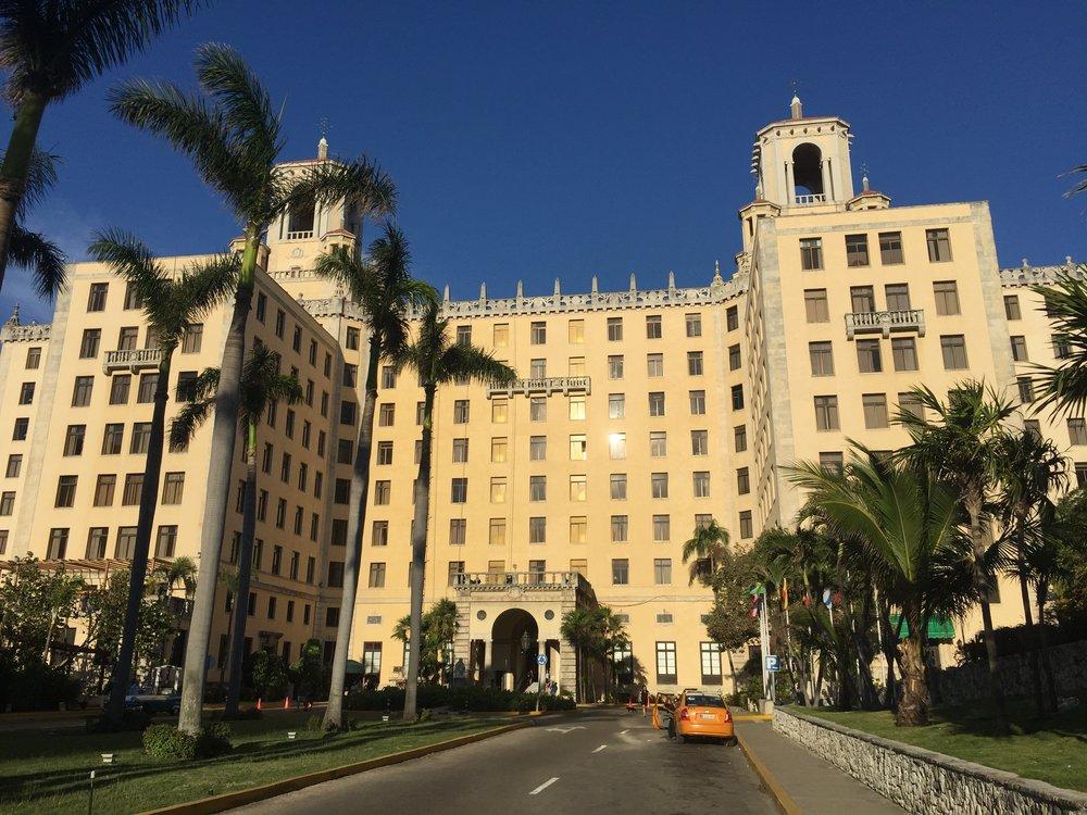 El Hotel Nacional