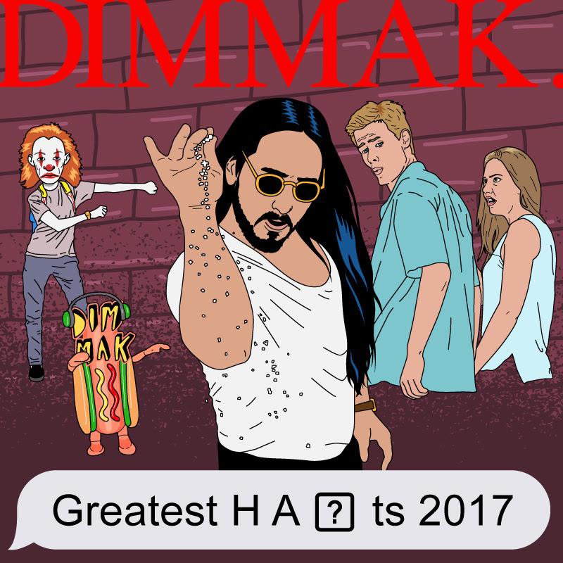 Dim Mak Releases Greatest Hits 2017