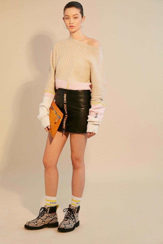 Heron Preston Fall 2018 Menswear