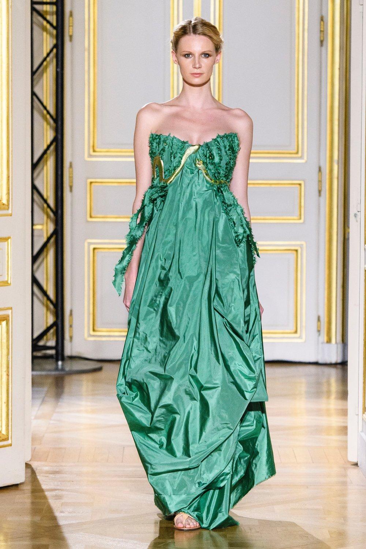 Laskaris Spring Summer 2018 Couture