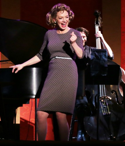 Rachel Sorsa as Rosemary Clooney. Photo: Dan Carmody / Studio 7